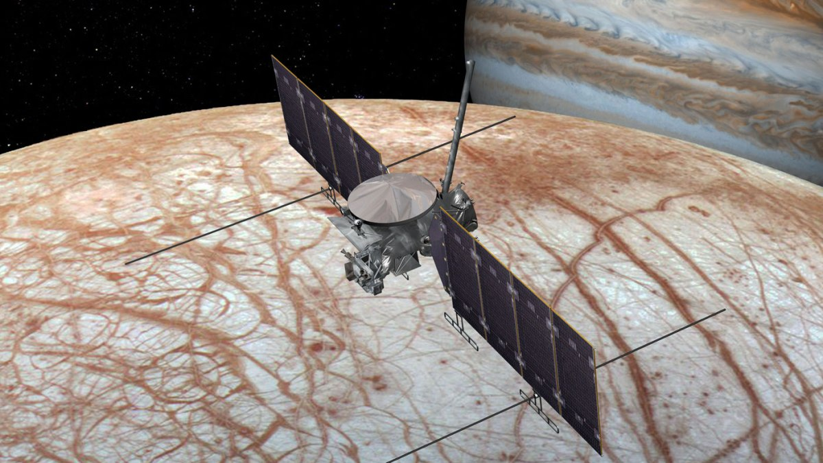 NASA-Mission to Jupiter's icy moon Europa receives green light