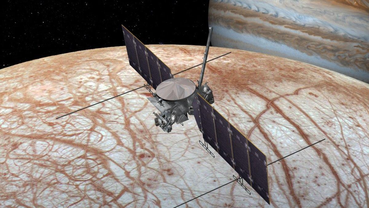 NASA-Mission to Jupiter's icy moon Europa receives greenlight